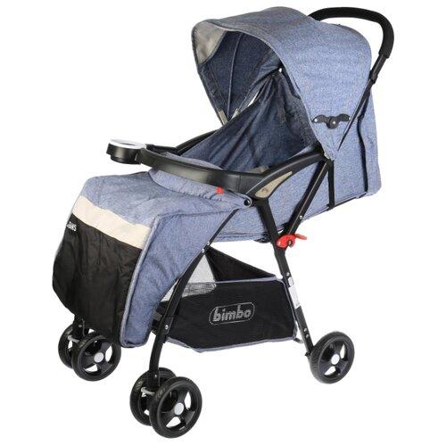 Прогулочная коляска Bimbo Jeans F синий