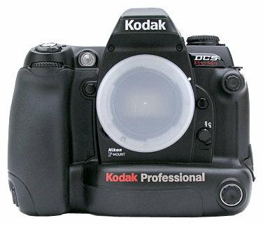 Фотоаппарат Kodak DCS Pro 14n Body