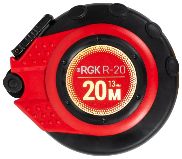 Рулетка RGK R 20 13 мм