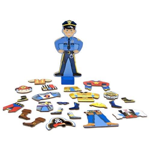 Купить Игровой набор Melissa & Doug Joey Magnetic Dress-Up Set 3550, Игровые наборы и фигурки