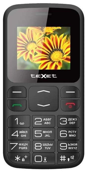 teXet Телефон teXet TM-B208
