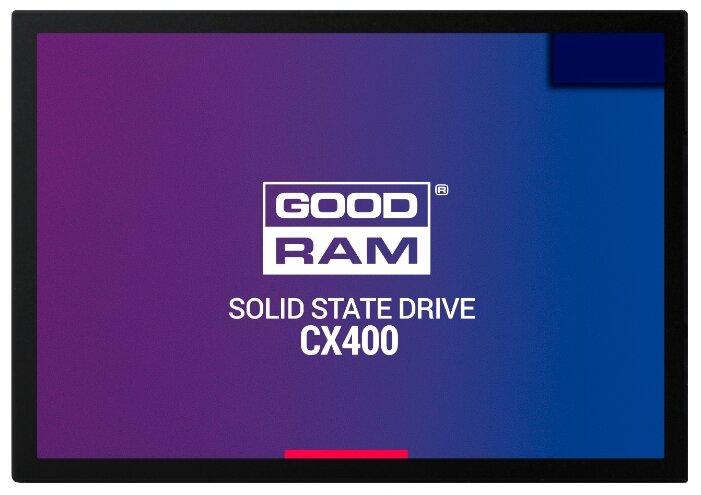 Твердотельный накопитель GoodRAM SSDPR-CX400-256