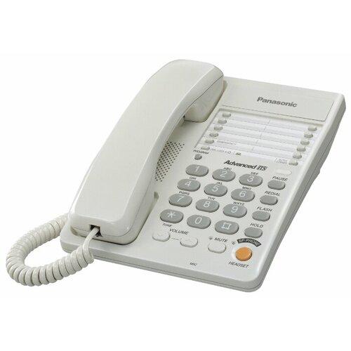 Телефон Panasonic KX-TS2363 белый