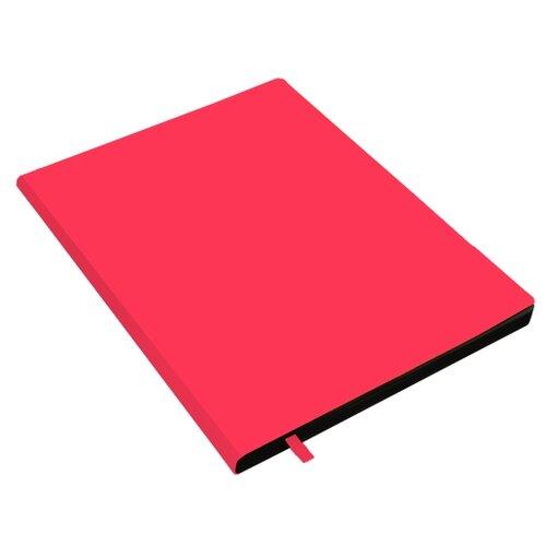 Купить Unnika land Тетрадь In Colour в клетку, 80 л., розовый неон, Тетради