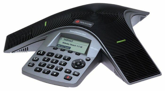 VoIP-телефон Polycom SoundStation Duo