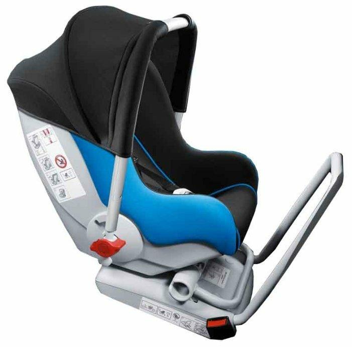 Автокресло группа 0+ (до 13 кг) BMW Baby Seat 0+ Isofix