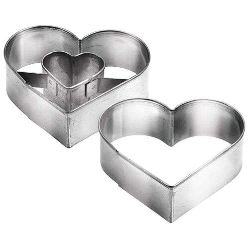 Форма для печенья Tescoma 631190 стальнойВыпечка и запекание<br>
