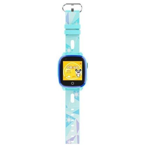 Детские умные часы Smart Baby Watch Q500 / DF33 / KT10, голубой часы smart baby watch s4 голубой
