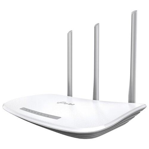 Wi-Fi роутер TP-LINK TL-WR845N V4 белый tp link tl wr845n беспроводной белый