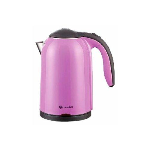 Чайник Eurostek EEK-1703S, фиолетовый чайник eurostek еек 2212
