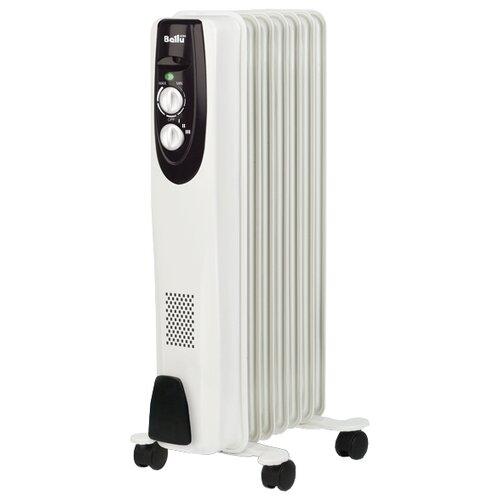 Масляный радиатор Ballu Classic BOH/CL-07 белый масляный радиатор ballu boh cl 07wrn 1500