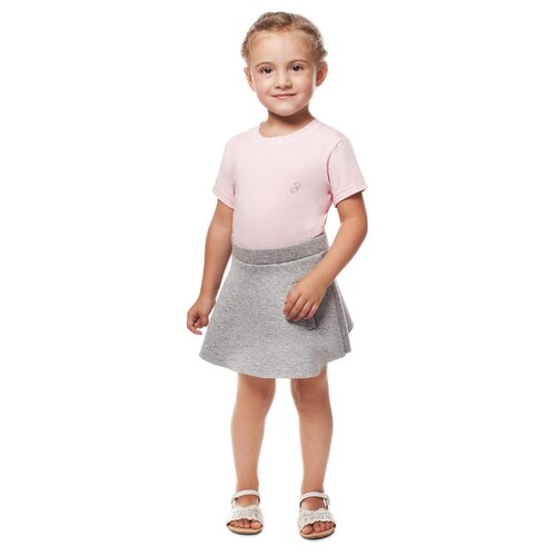 Купить Футболка BUONUMARE размер 86-94, розовый, Футболки и рубашки
