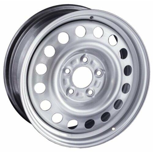 Колесный диск Trebl 8337 6.5x15/5x160 D65 ET60 Silver trebl 5990 trebl 5 5x14 4x108 d65 1 et34 silver