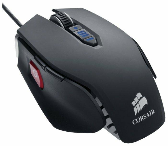 Мышь Corsair Vengeance M60 Black USB