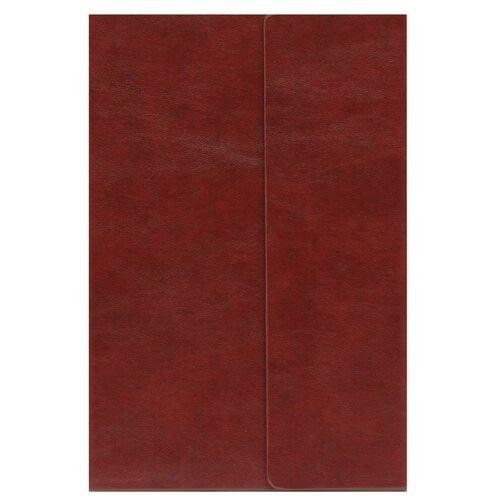 Купить Ежедневник Collezione Бизнеснедатированный, искусственная кожа, А5, 136 листов, коричневый, Ежедневники, записные книжки