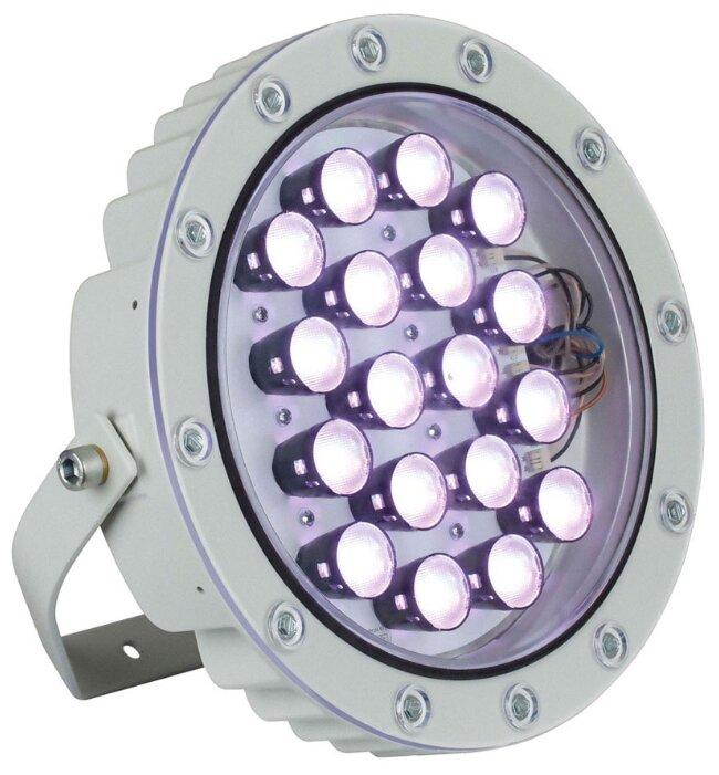 Прожектор светодиодный 108 Вт Galad Аврора LED-108-Ellipse/RGBW