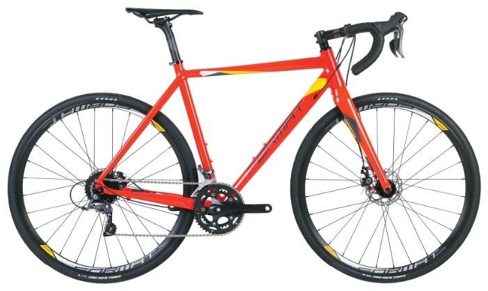 Велосипед Format 2322 (2019) Оранжевый 22 ростовка