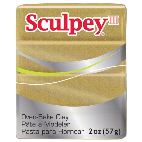 Полимерная глина Sculpey III 380 (сокровище), 57 г
