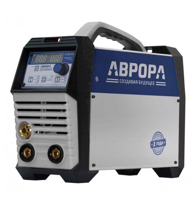 Сварочный аппарат Aurora Динамика 200 (TIG, MIG/MAG, MMA)