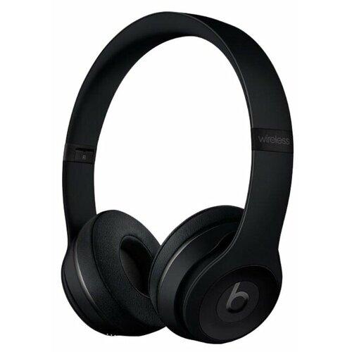 Наушники Beats Solo3 Wireless матовый черный беспроводные наушники beats solo3 wireless decade collection черный красный