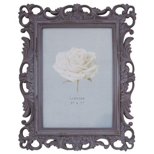 цена на Фоторамка Home Philosophy Langley 12х17 см серо-розовый