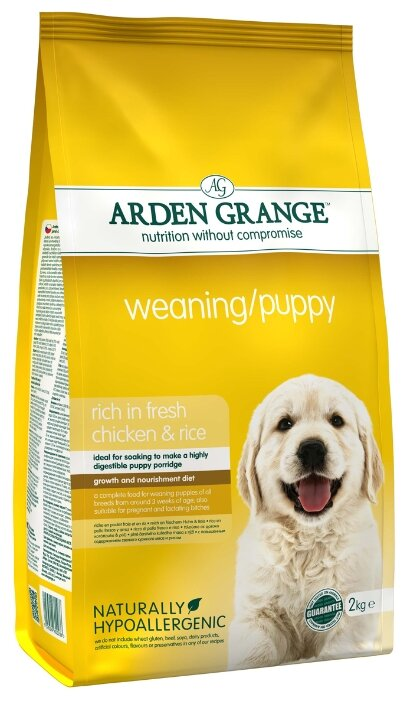 Корм для собак Arden Grange (2