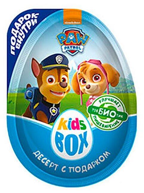 Шоколадное яйцо Конфитрейд KidsBox ЩЕНЯЧИЙ ПАТРУЛЬ десерт с подарком, 20 г