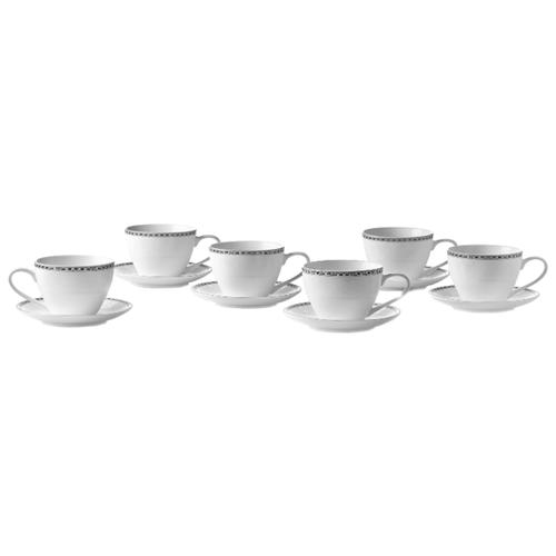 Чайный сервиз Esprado Arista White ARW031WE304Сервизы<br>