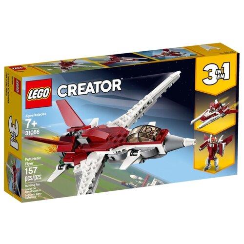 Конструктор LEGO Creator 31086 Истребитель будущего конструктор creator lego lego mp002xb00c9r