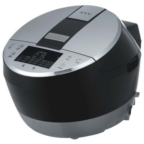 Мультиварка Gemlux GL-MC-L59 серебристый/черный мультиварка gemlux 4640033360632