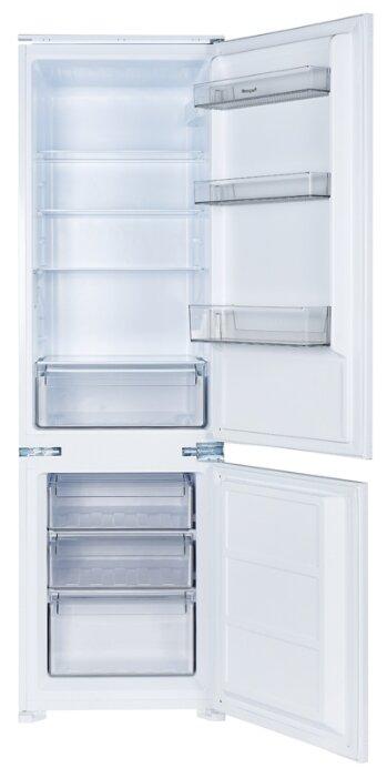 Встраиваемый холодильник WEISSGAUFF WRKI 178 W