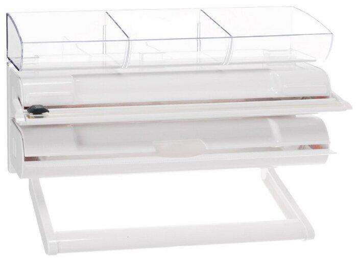 Органайзер для кухонных инструментов Tescoma OnWall, 4 в 1 38.5х8.5х24 см