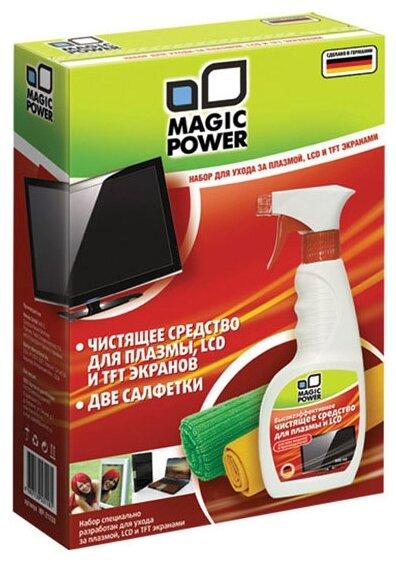 Набор MAGIC POWER MP 21030 чистящий спрей+сухие