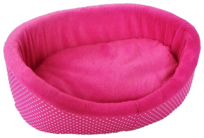 Лежак для собак MPS Лежанка STRAKA (50 61х45х20 см - антрацит)