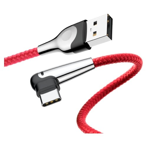Купить Кабель Baseus MVP Mobile Game USB - USB Type-C 1 м красный