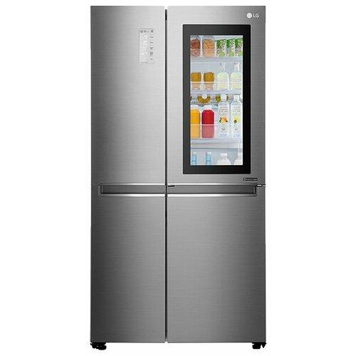 Холодильник LG GC-Q247 CABV цена 2017