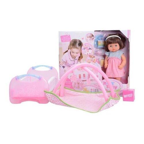 Фото - Интерактивный пупс Baby Toby, JB700232 интерактивный пупс baby doll