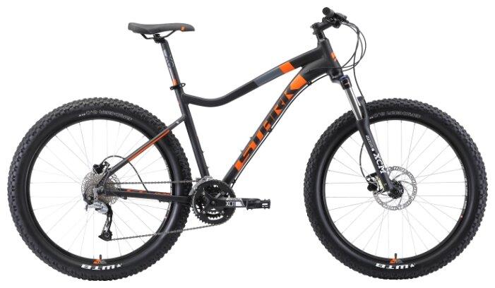 Горный (MTB) велосипед STARK Tactic 27.5+ HD (2019)