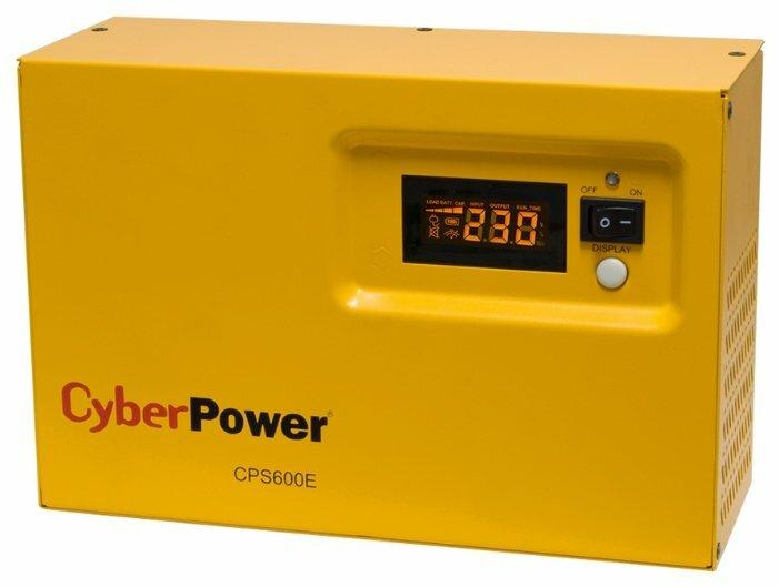 Интерактивный ИБП CyberPower CPS600E