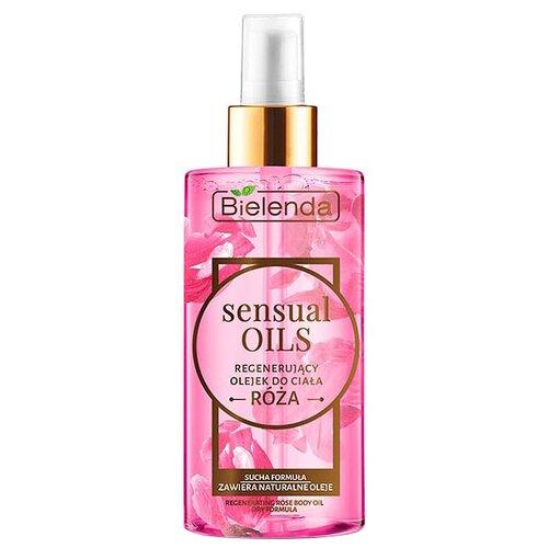 Масло для тела Bielenda Sensual Oils роза, 150 млКремы и лосьоны<br>