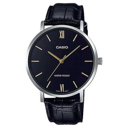 Наручные часы CASIO MTP-VT01L-1B наручные часы casio mtp v002g 1b