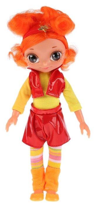 Интерактивная кукла Карапуз Сказочный патруль Алёнка с дополнительным набором одежды, 33 см, SP0117-A-RU-OTF