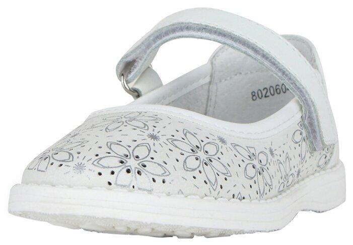Туфли Alessio Nesca размер 20, белый