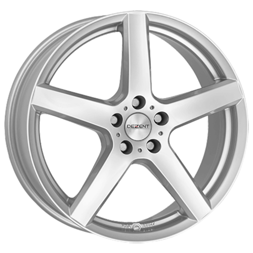 Колесный диск DEZENT TY 6x15/4x100 D60.1 ET38 Silver