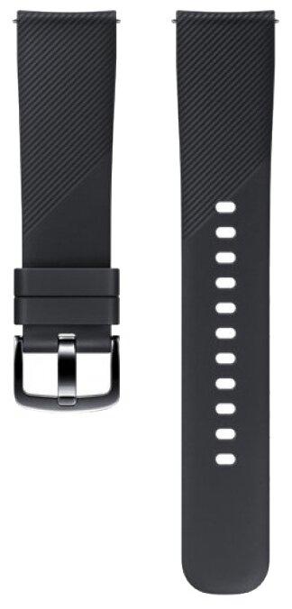 Samsung Ремешок для Galaxy Watch (42мм) / Gear Sport (силиконовый) ET-YSN60