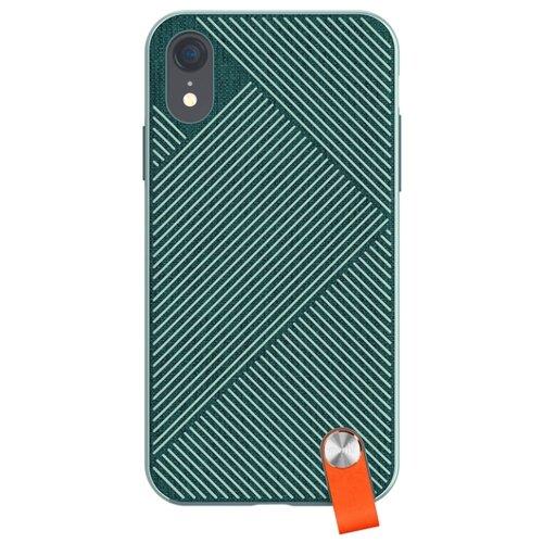 Купить Чехол Moshi Altra для Apple iPhone Xr зеленый лес