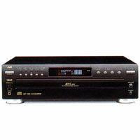 CD-чейнджер JVC Xl-F154BK
