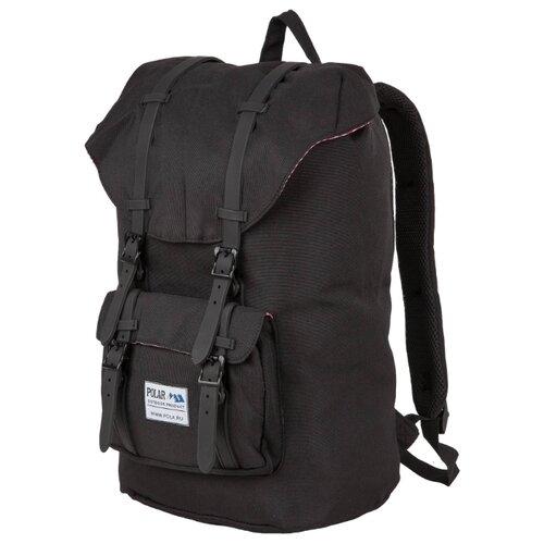 Рюкзак POLAR 17209 22.7 черныйРюкзаки<br>