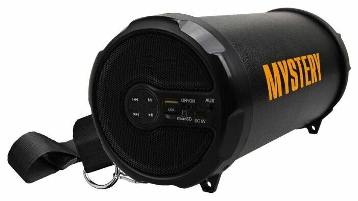 Портативная акустика Mystery MBA-735UB — цены на Яндекс.Маркете
