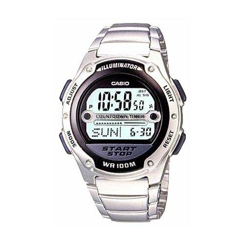Наручные часы CASIO W-756D-1A наручные часы casio w 217h 1a